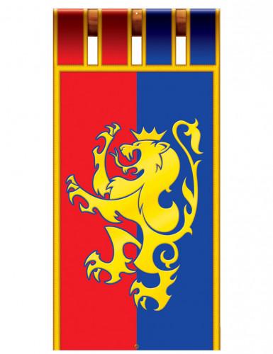 Vessillo decorativo in stile medievale-1