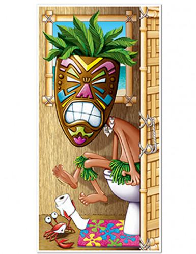 Decorazione per porta da bagno Hawaii