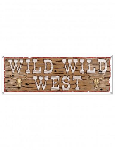 Banner Wild Wild West