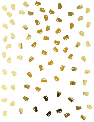Coriandoli a forma di boccali di birra-1
