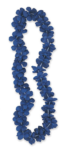 Collana blu hawaiana