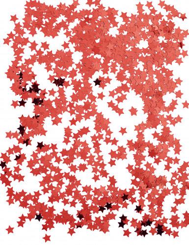 Stelle di Natale di colore rosso-1
