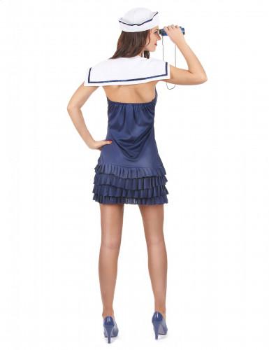 Costume per donna marinaio sexy-2