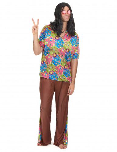 Vestito hippy uomo