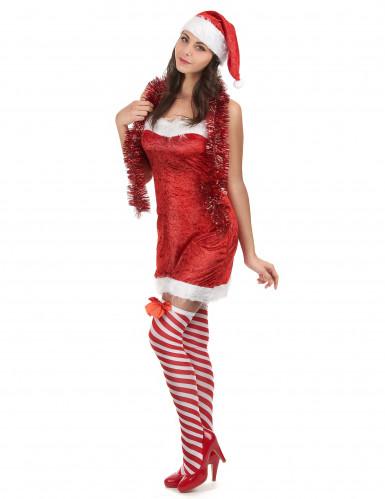 Costume mamma Natale sexy per donna-1