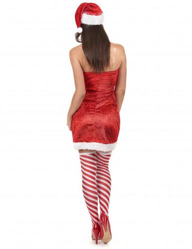 Costume mamma Natale sexy per donna-2