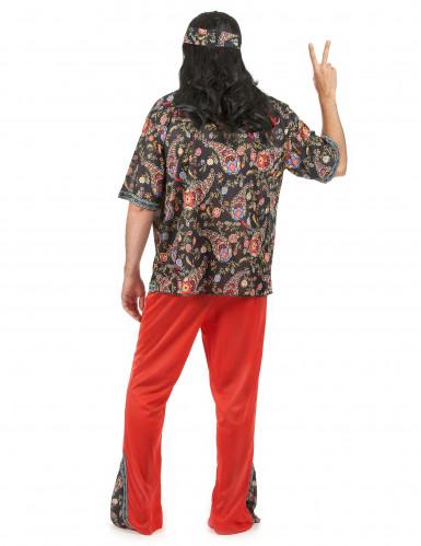 Costume da Hippy per uomo-2