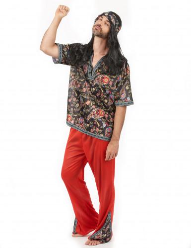 Costume da Hippy per uomo-1