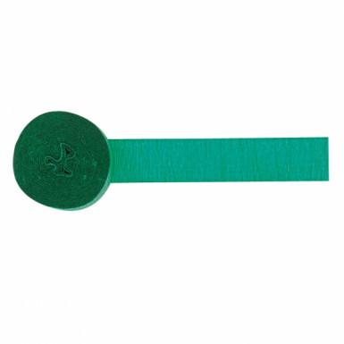 Rotolo carta crespa verde