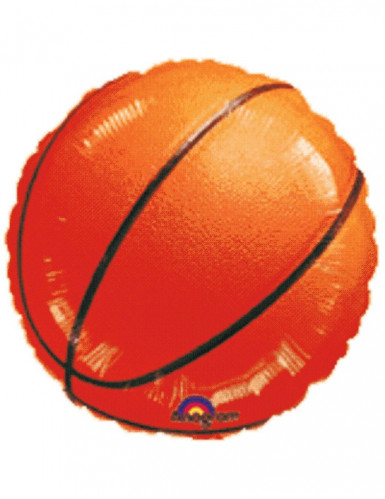 Pallone tipo basket in alluminio