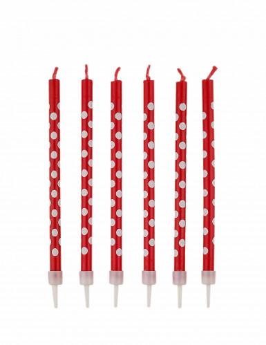 12 candele coccinella