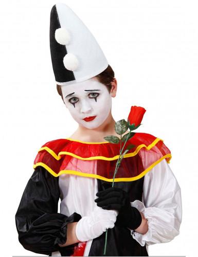 Cappello da Pierrot per bambino