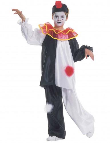 Costume da Pierrot bambino