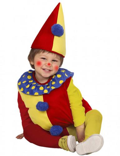 Costume da pagliaccio per bambino-1