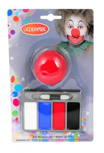 Kit per trucco da clown