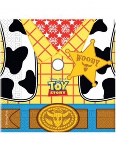 20 Tovaglioli usa e getta Toy Story Star Power™