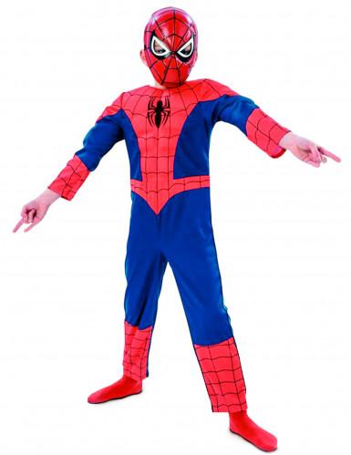 Travestimento Ultimate Spider Man™ 3D da bambino