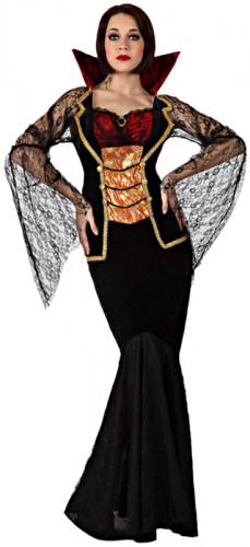 Costume da donna contessa vampiro