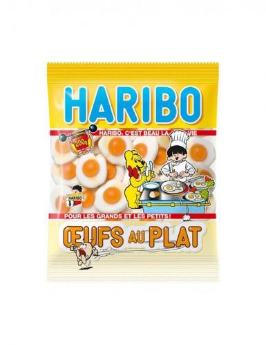 Caramelle Haribo a forma di uovo