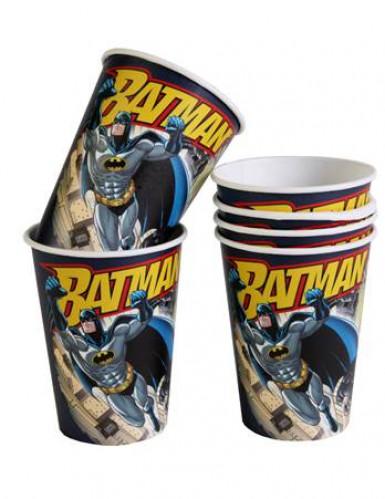 6 bicchieri di cartone di Batman™