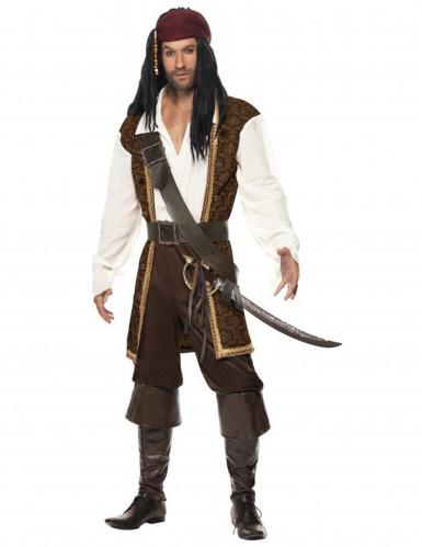 Vestito pirata uomo