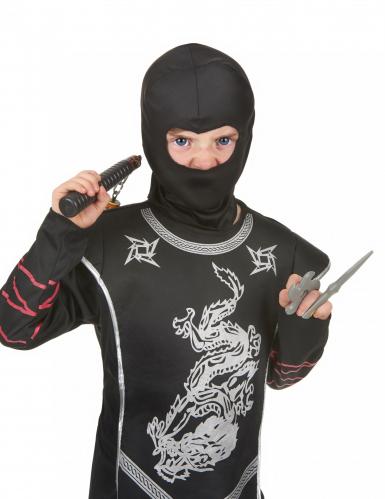 Kit da ninja nunchaku per bambino-1