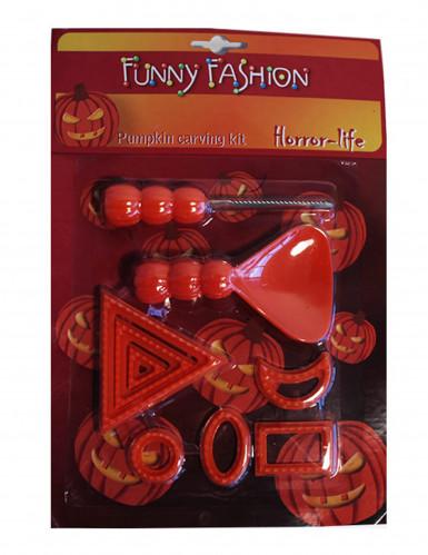 Kit per modellare la zucca Halloween-1