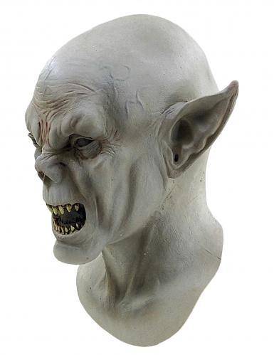 Maschera adulto creatura mostruosa Halloween-1