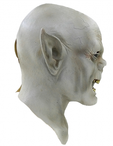 Maschera adulto creatura mostruosa Halloween-2