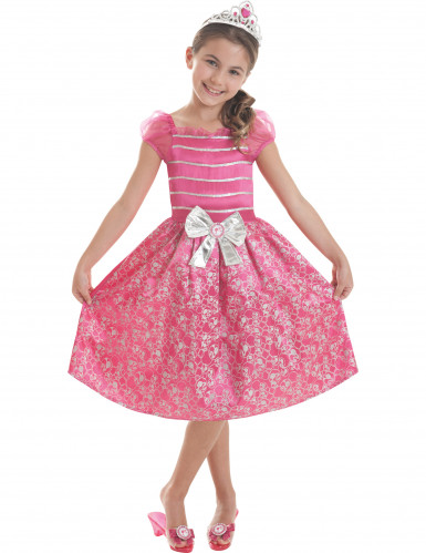 Costume da Barbie™principessa per bambina
