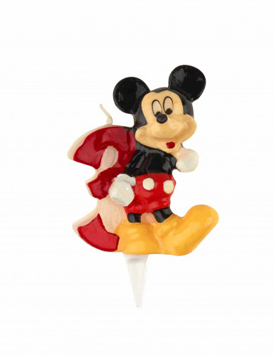 Candela numero 3 di Mickey