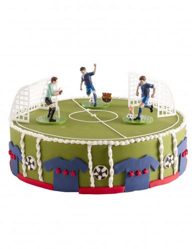 Decorazioni per dolce FC Barcellona™-1