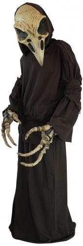 Decorazione per Halloween avvoltoio scheletrico