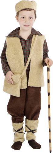 Costume per ragazzo da pastore