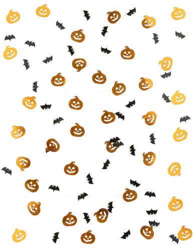 Coriandoli zucca e pipistrello Halloween 14 grammi-1
