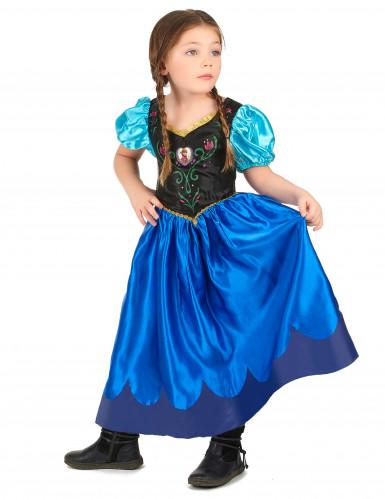 Costume della principessa Anna <br />- Frozen™ per bambina-1
