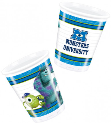 Kit di compleanno Classic Monsters University™ 8 bambini-3