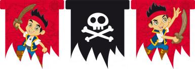 Ghirlanda compleanno Jake e i pirati