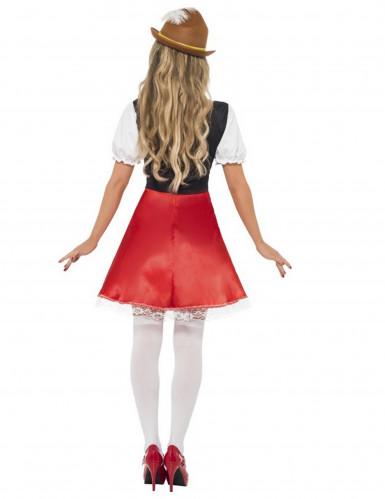 Costume donna bavarese per l'Oktoberfest-2