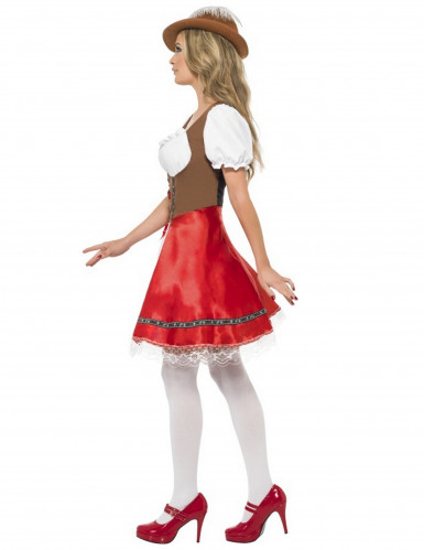 Costume donna bavarese per l'Oktoberfest-1