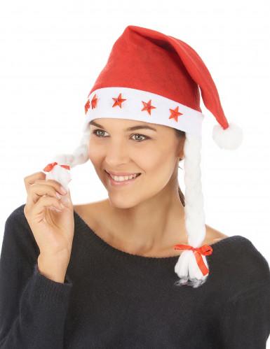 Cappello luminoso di Natale per adulto-1
