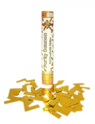 Cannoncino sparacoriandoli dorati