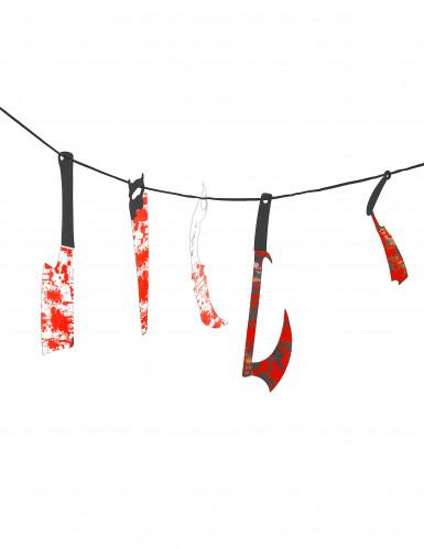 Attrezzi insanguinati decorativi per Halloween