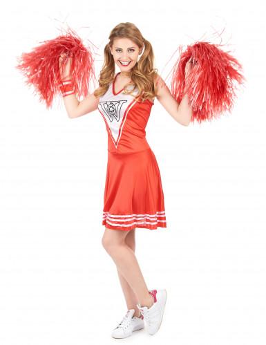 Costume cheerleader donna