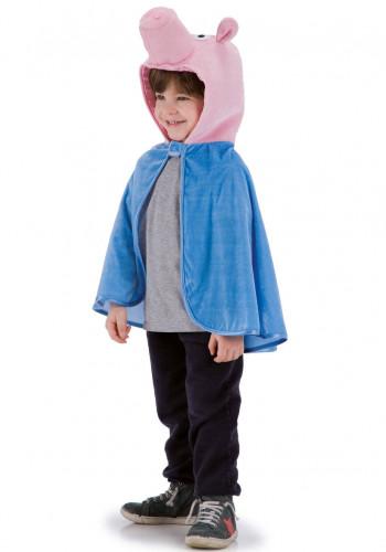 Travestimento da maialino blu per bambino