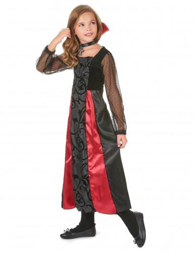 Costume da vampiro per ragazza-1