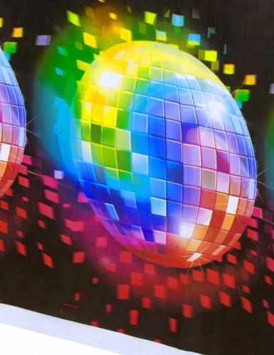 Tovaglia di plastica Palla da discoteca-1