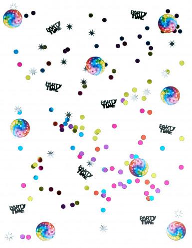 Coriandoli da tavolo con palle da discoteca da 34 g-1