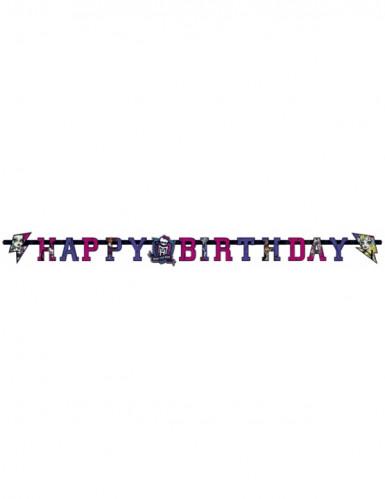 Ghirlanda per un Happy Birthday Monster High™