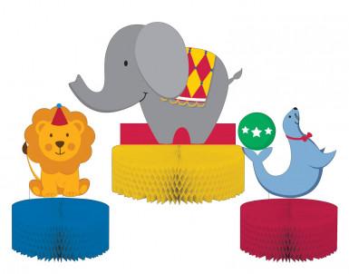 Centrotavola Animali del circo